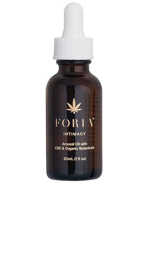 Foria Wellness CBD Oil