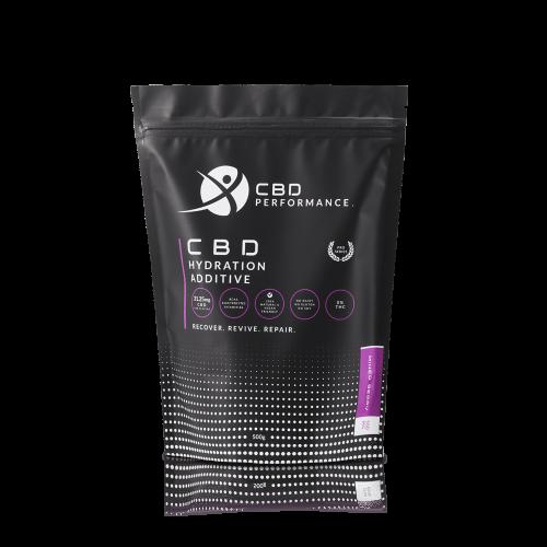 CBD Peformance 500mg CBD hydration additive, buy online for fast international shipping
