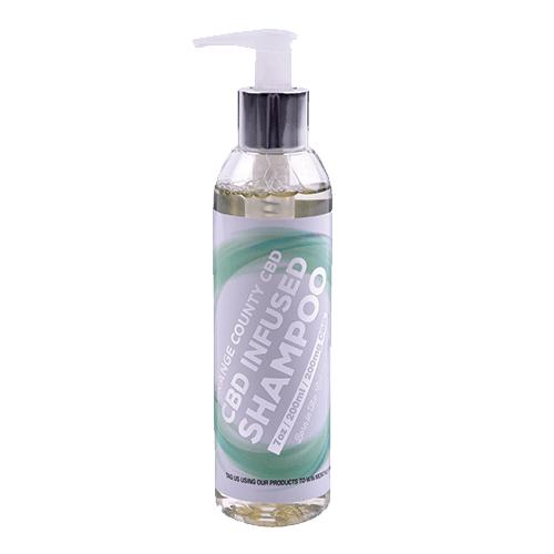 Orange County, 200Mg CBD coconut shampoo, buy online at authentic organic CBD