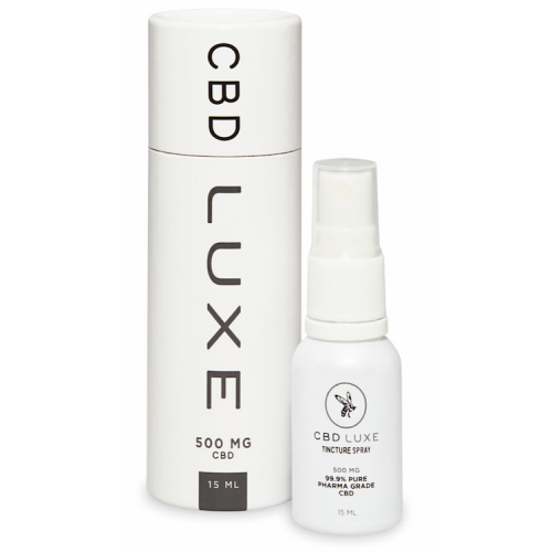 CBD Luxe, Pharma Grade 500Mg CBD Spray, Buy CBD online Japan, Thailand, India, Vietnam, USA, Europe
